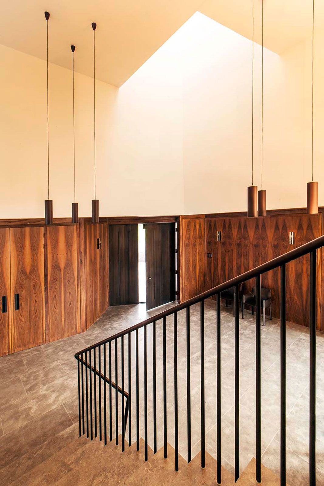 Best James Gorst Architects Stair Balustrade Stair Landing 640 x 480
