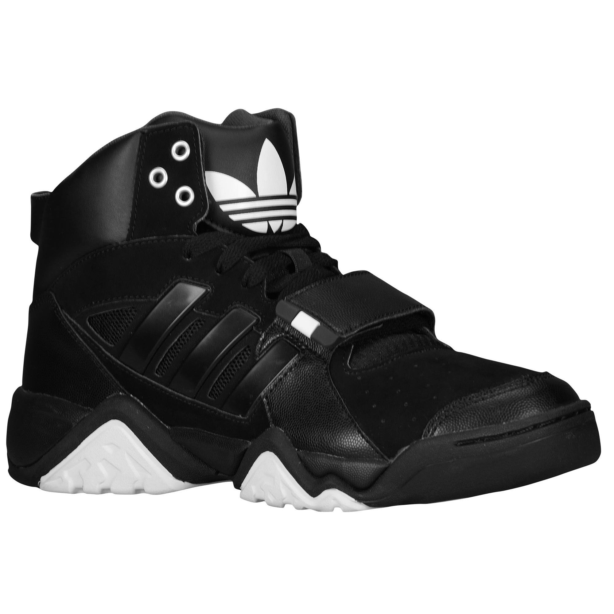 Mens Adidas Originals Streetball Classic Sneakers New, Black / White in  Clothing, Shoes & Accessories, Men's Shoes, Athletic