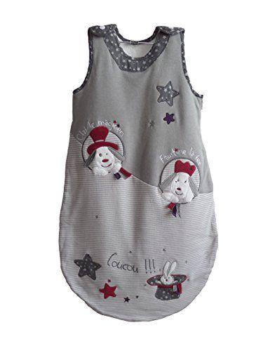 91ca63d784 Premium Baby Unisex One Piece Baby Sleep Sack - 100% Cotton Wearable Blanket  - Sleeping Bag (Style 02) -  19.99