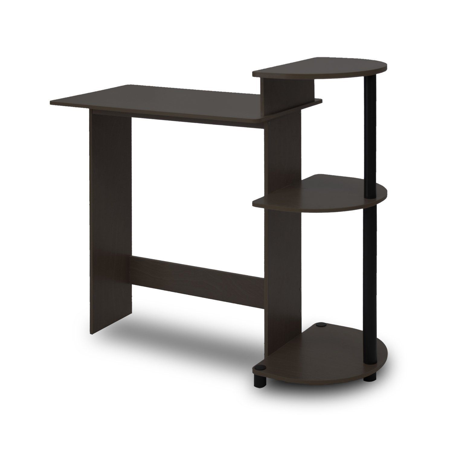 Executive office table with glass top  black small computer desk  home office furniture ideas check