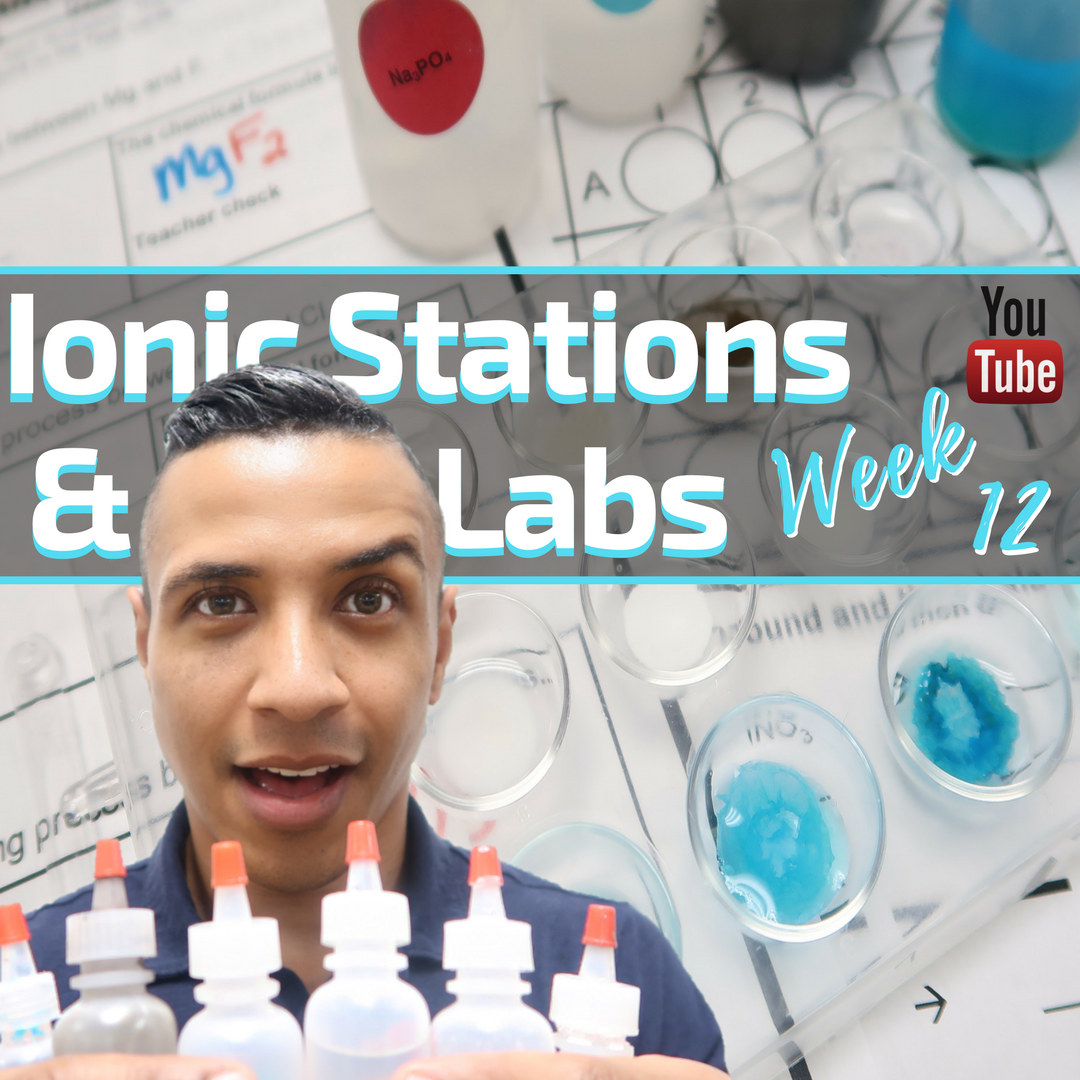 Teaching Ionic Compounds And Bonding Vlog