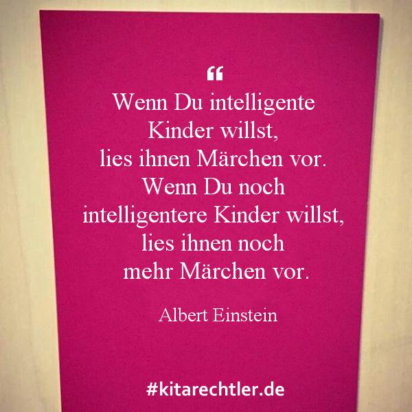 Kleine Kita-Weisheit Nr.5 - für Kita, Kindergarten oder Hort I Mehr dazu auch bei kitarechtler.de ->