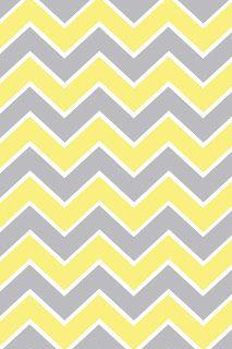 Chevron Pink Lime Gray Yellow Gray Orange Grey Wallpaper