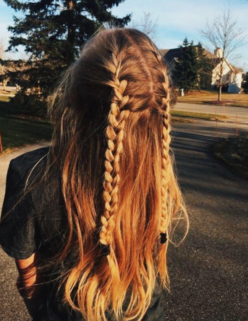 Vsco Girls Moods Images Long Hair Styles Hair Styles Easy Hairstyles For Long Hair