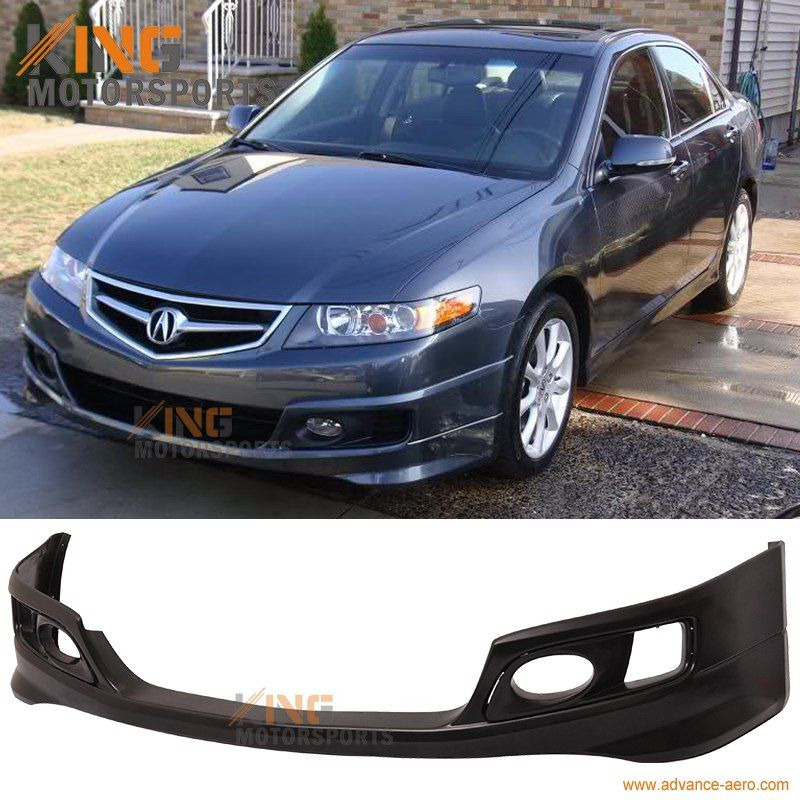For 2006 2007 2008 Acura TSX OE Factory Style Front Bumper