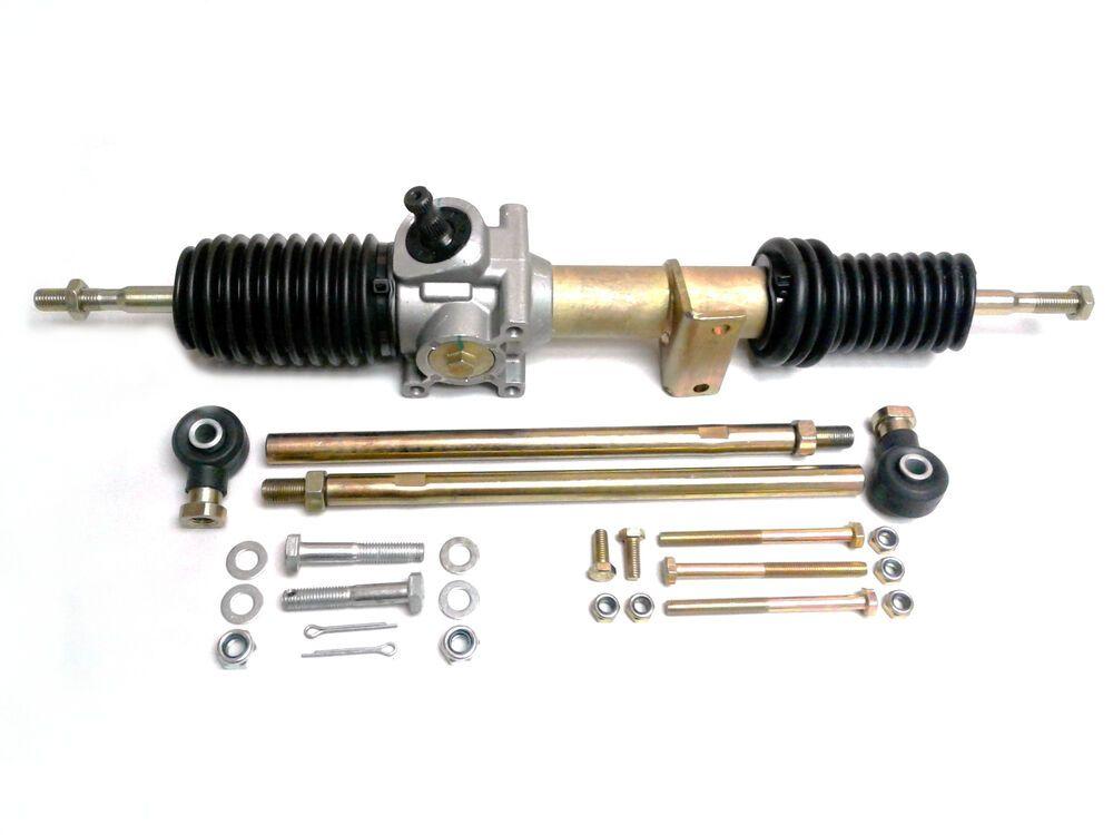 900 Polaris Ranger 800 Steering Gear Rack /& Pinion w// Tie Rods Crew 1823795