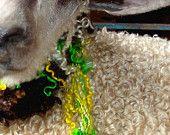wensleydale locks on etsy. yellowfarm sheepies and fleecies and tailspun funky yarns...