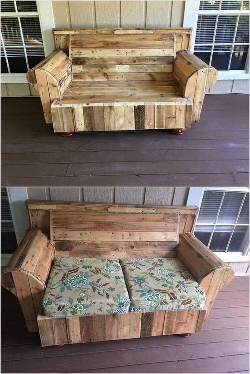 Cheap Easy Diy Pallet Ideas And Plans 4