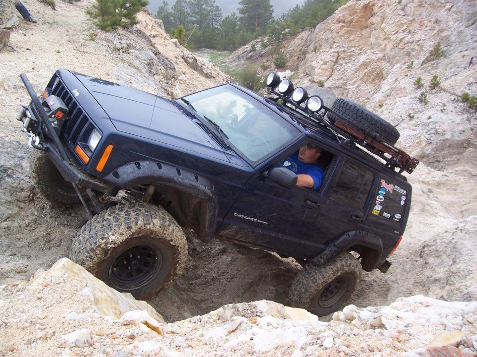 Jeep Off Road 4x4 Nice Looking Xj Jeep Xj Jeep Cherokee Xj