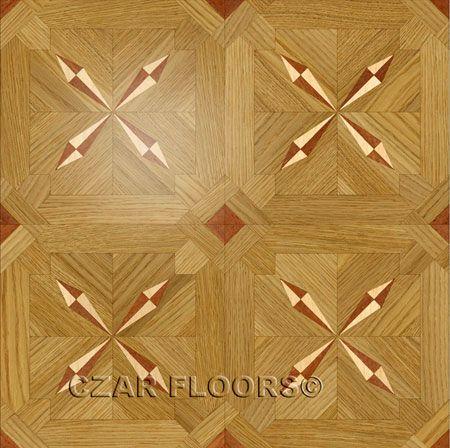 Larger Image For M15 In Parquet Flooring   Part Of Czar Floors Collection  Of Unique Decorative