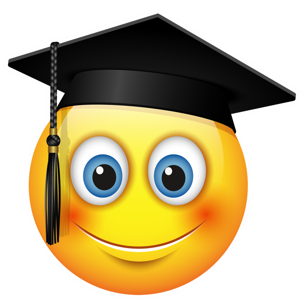 Pin By April On More Smileys And Other Stuff Emoji Funny Emoji Faces Graduation Center Pieces