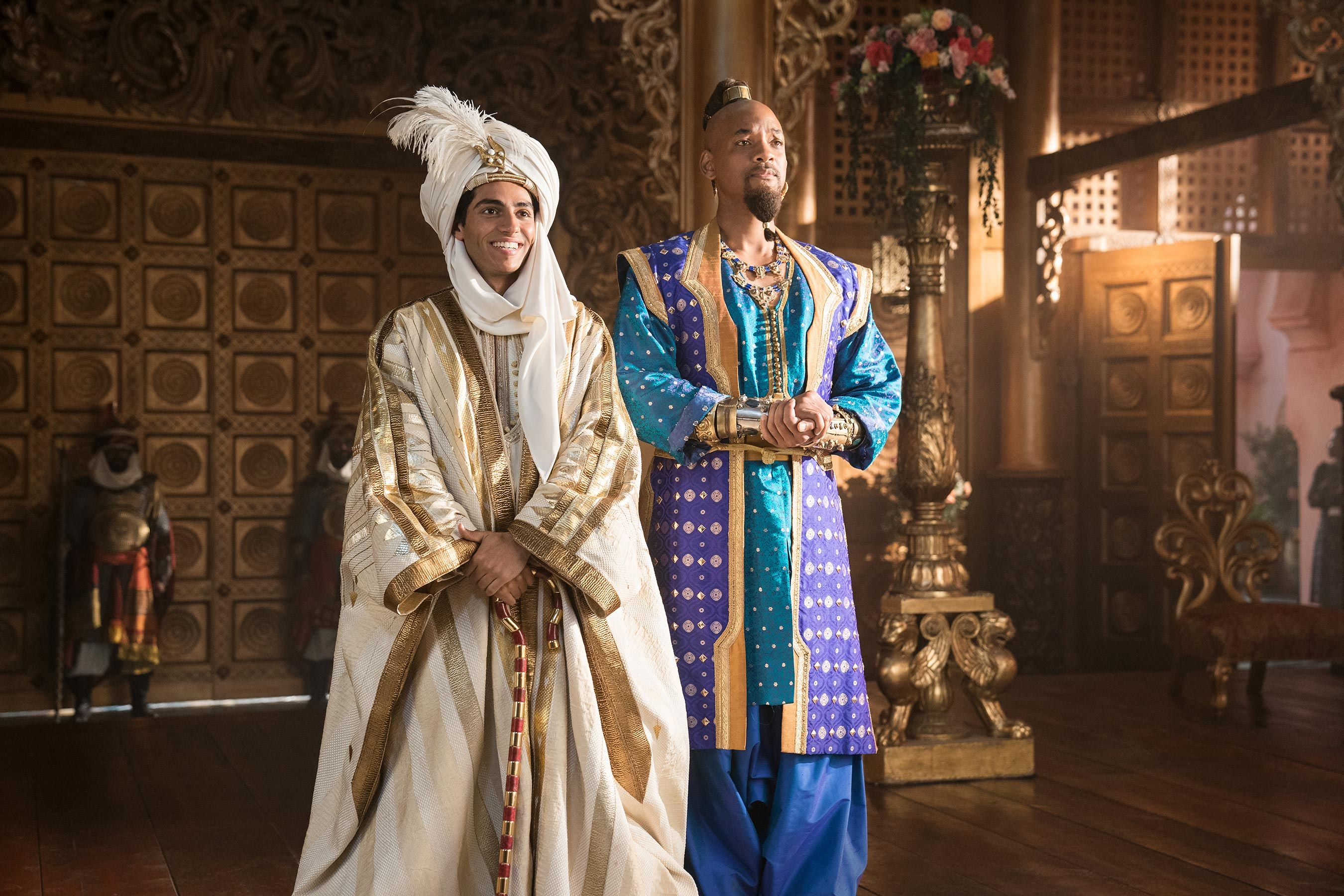 How Does Live Action Aladdin Differ From The Animated Film Ew
