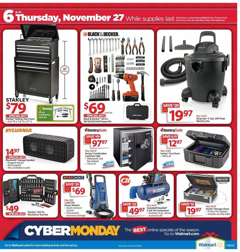 Walmart Black Friday Ad Scans And Deals Computer Crafters With Images Walmart Black Friday Ad Black Friday Ads Walmart