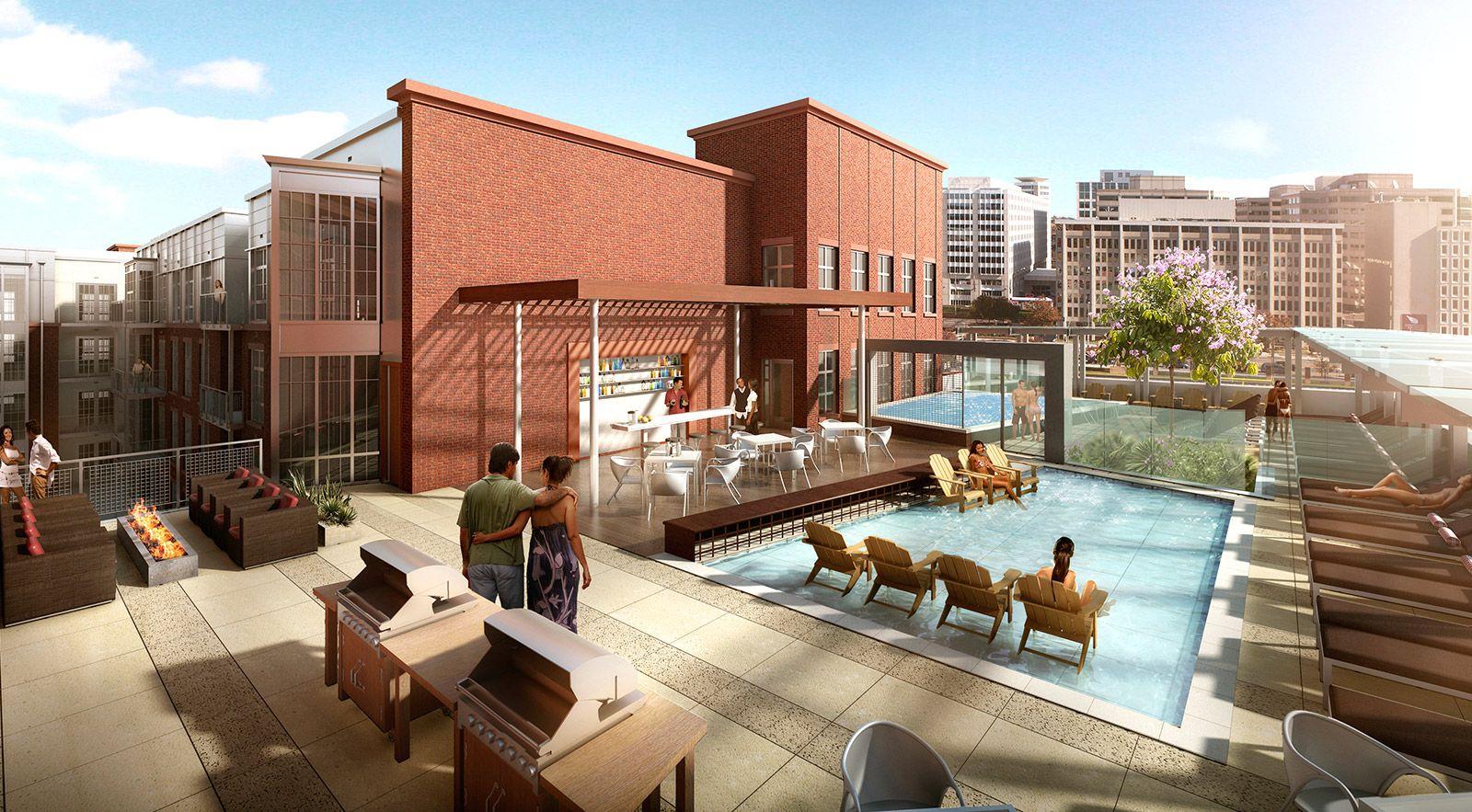 H Street Apartments Apartment Rentals In Washington Dc 77h