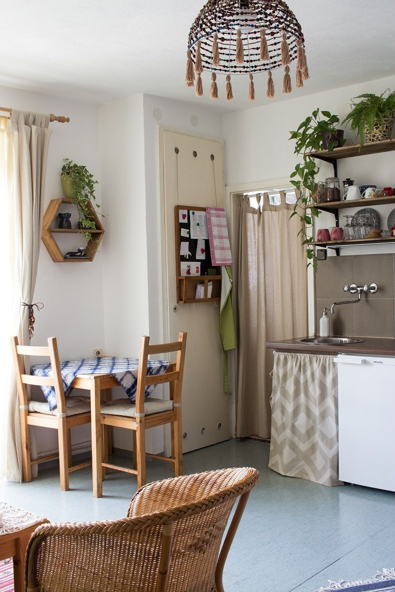 Home Tour - Mein Wohnzimmer im Boho-Look | Selber machen bauen ...