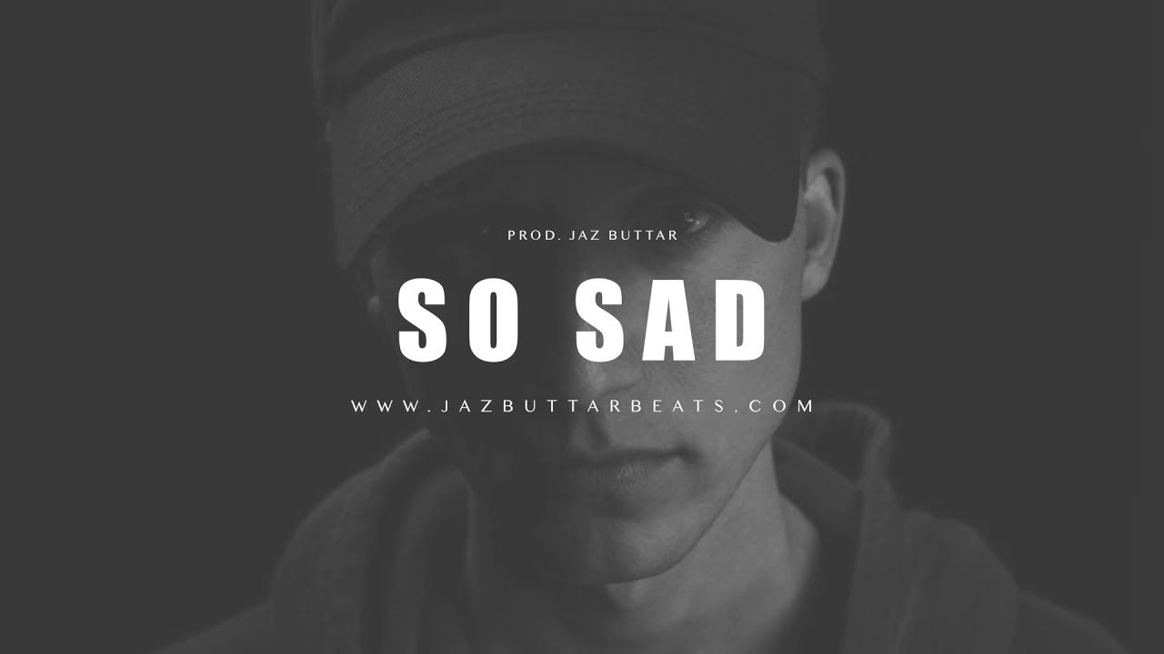 NF Type Beat - So Sad | Russ x J Cole | Dark Hip Hop Rap