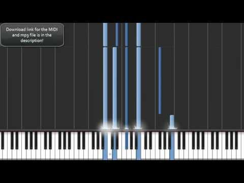 Best Thing I Never Had Piano Piano Tutorial Piano Tutorials