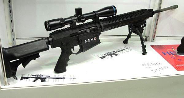 Nemo Semi Auto 300 Win Mag Hmmm Random Tactical