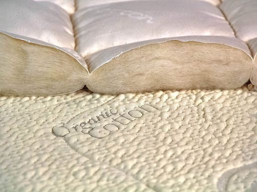 Zippered Latex Mattress Cover Replacement Latex Mattress