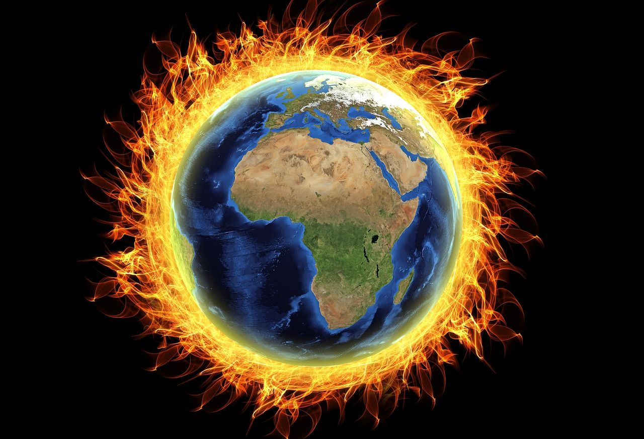 """Cascading Climate Change Events Could Resemble """"A Terror"""