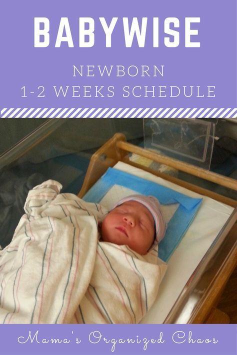Babywise, Newborn baby eat wake sleep cycles, schedule, naps, and - newborn baby schedule