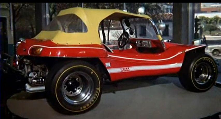 tie Fern color  Puma Dune Buggy | Dune buggy, Beach buggy, Cars movie