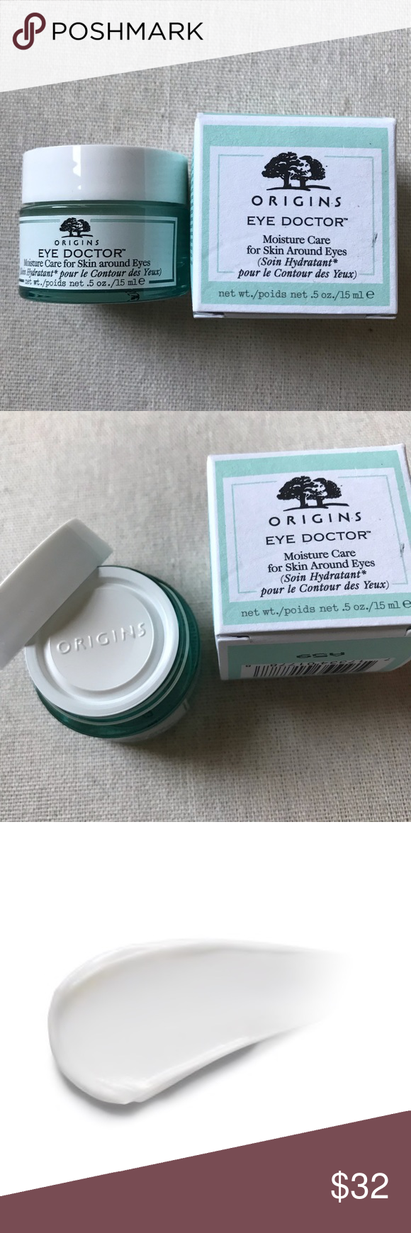 Origins Eye Doctor Moisture For Skin Around Eyes Things To Sell Clothes Design The Originals
