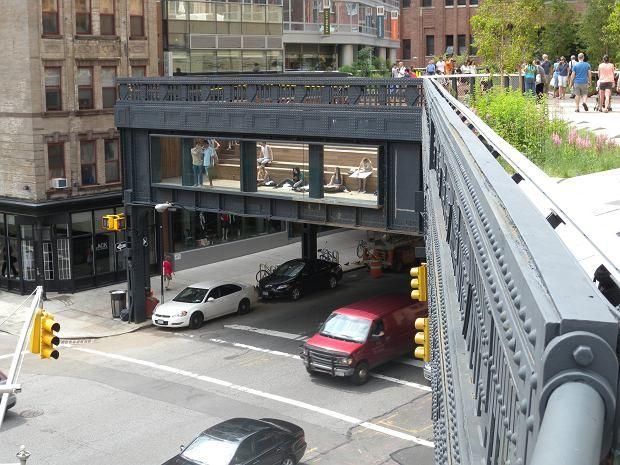 Nowojorski Park High Line High Line Line High