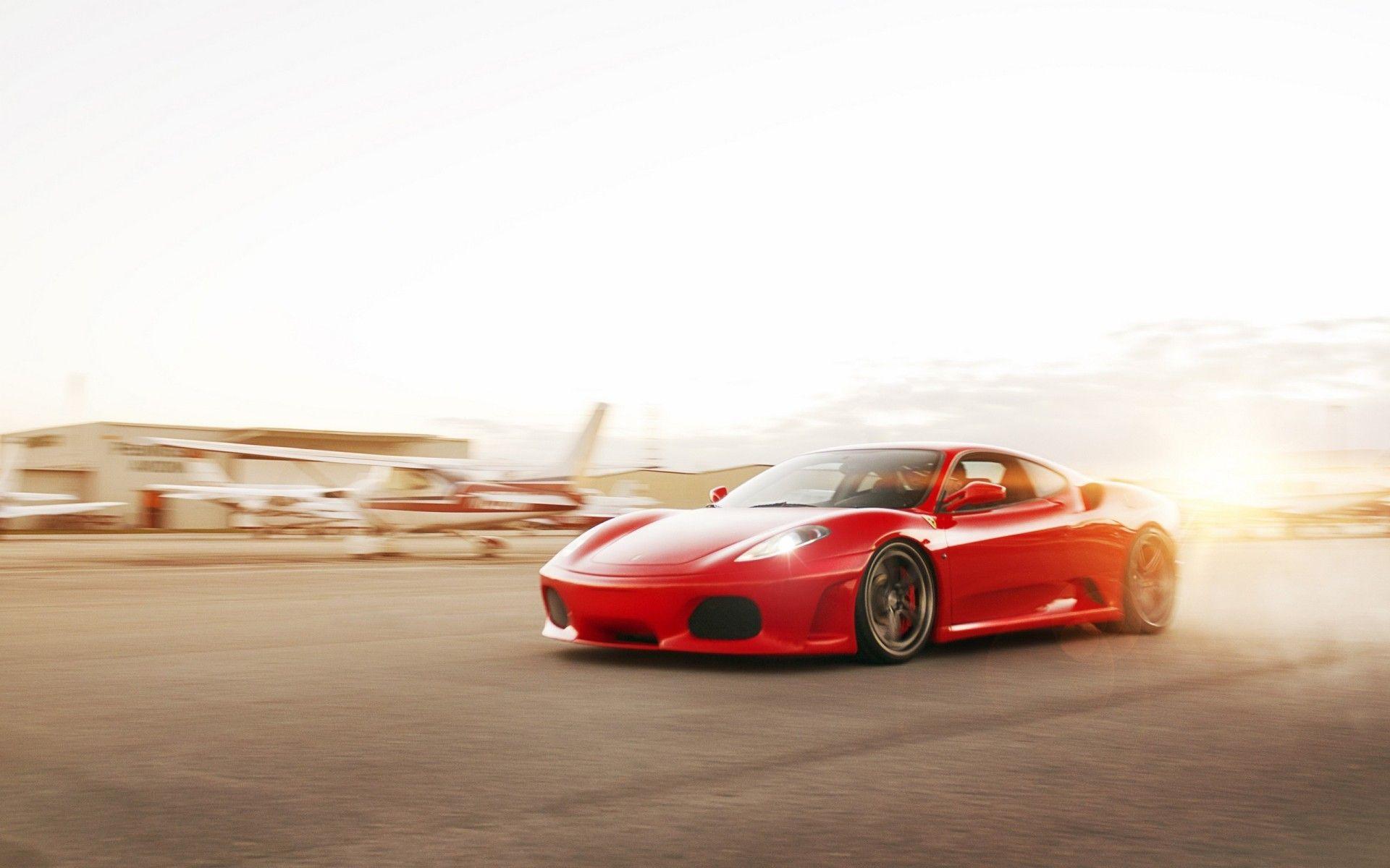 Ferrari F430 Ferrari Red Cars Roads Sunlights Supercars Wallpaper Zumxs06ksw Ipad Air Wallpaper Ferrari Super Cars