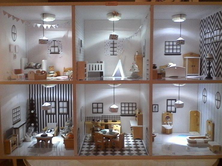 no l chez les sylvanian families calico critters. Black Bedroom Furniture Sets. Home Design Ideas