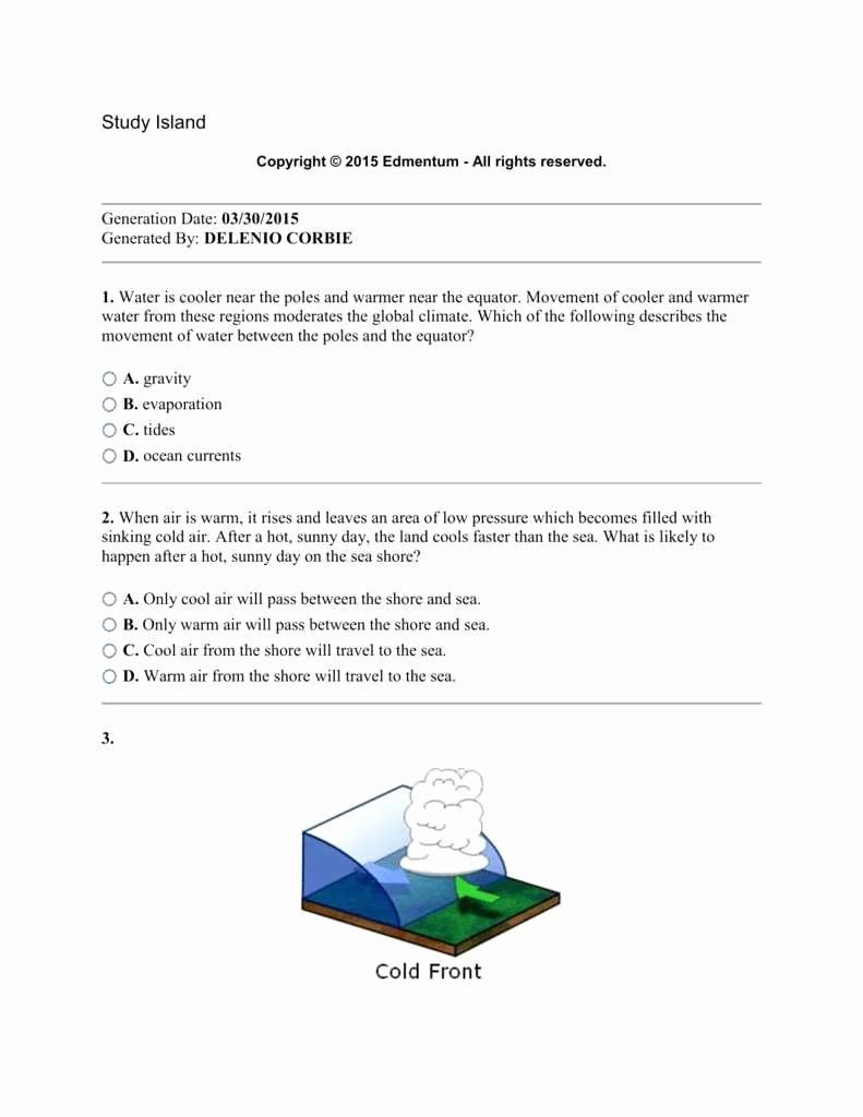 Classifying Matter Worksheet Answer Key Inspirational ...