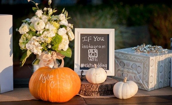 Ask your guests to use a special hashtag so you can see all the pictures they take! #weddingideas #napaweddings