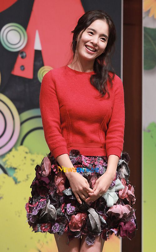 Playful Kiss Mom_press conference_Jung Hye Young
