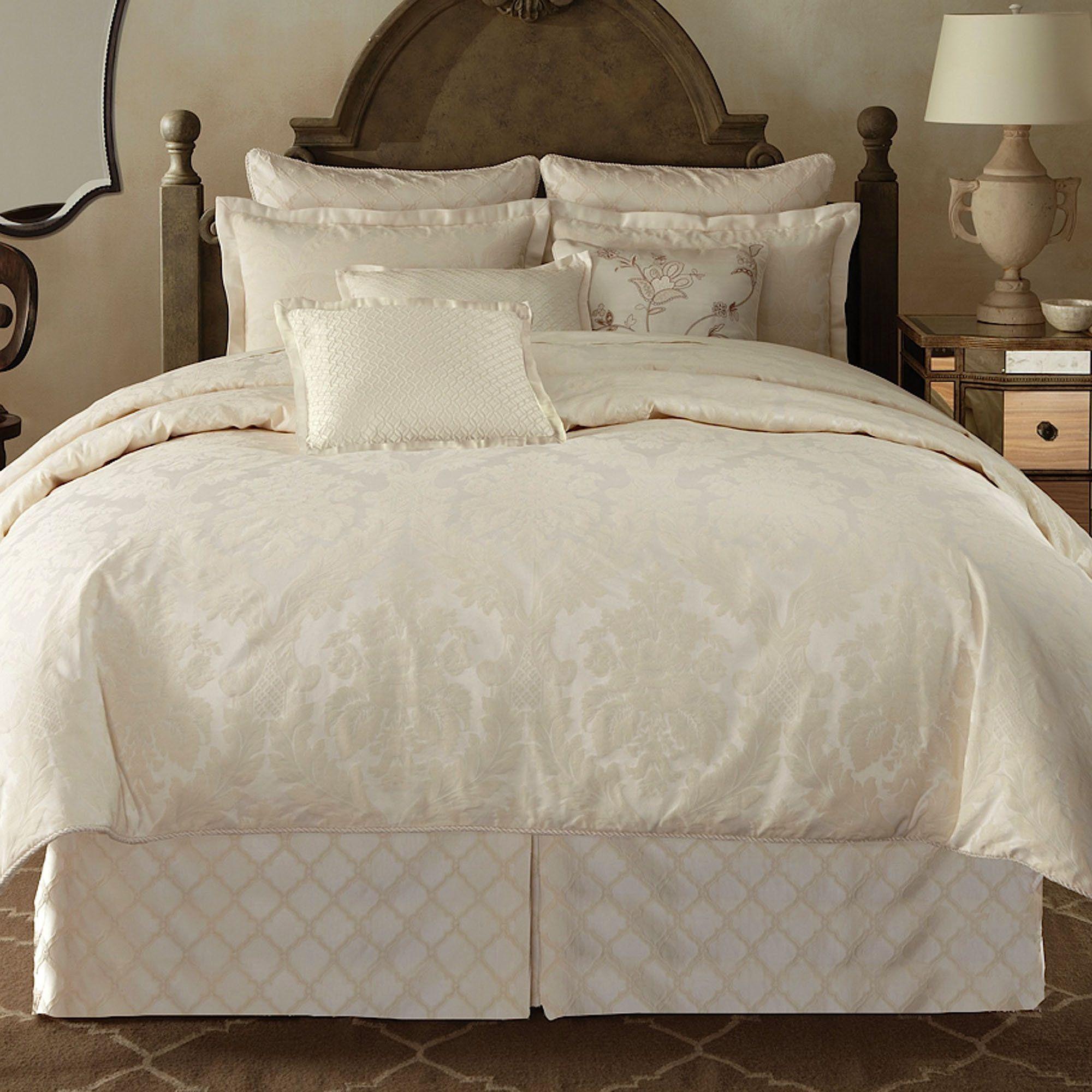 Grandeur Pearl Comforter Bedding by Veratex   Master Bedroom ...