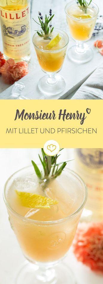 Monsieur Henry Cocktail