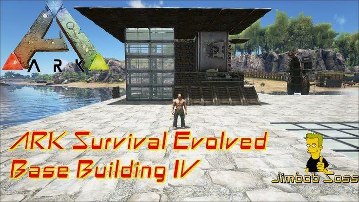 ARK Survival Evolved Base Building IV Ark - Survival Evolved - new blueprint ark survival