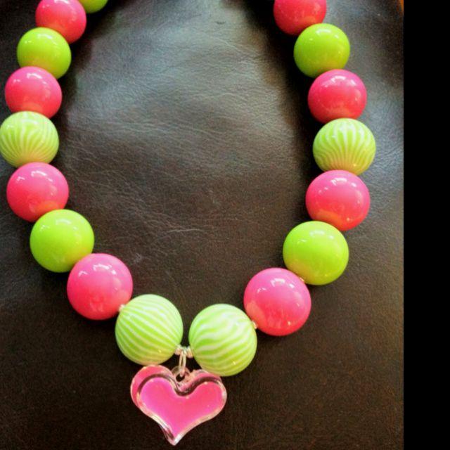 Kids necklace:-)