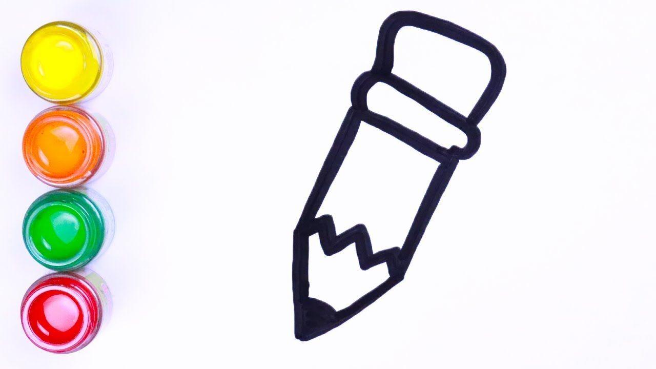 Menggambar Dan Mewarnai Pensil Cara Menggambar Lukisan Warna