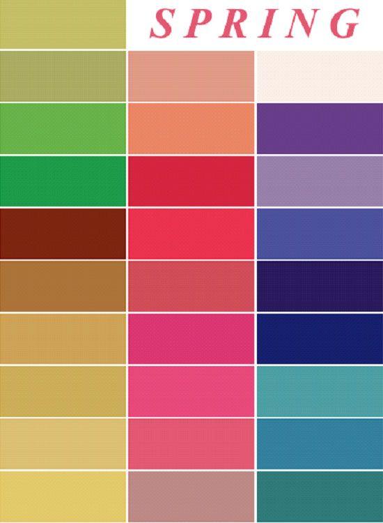 Color Me Beautiful Kristin M Cooke