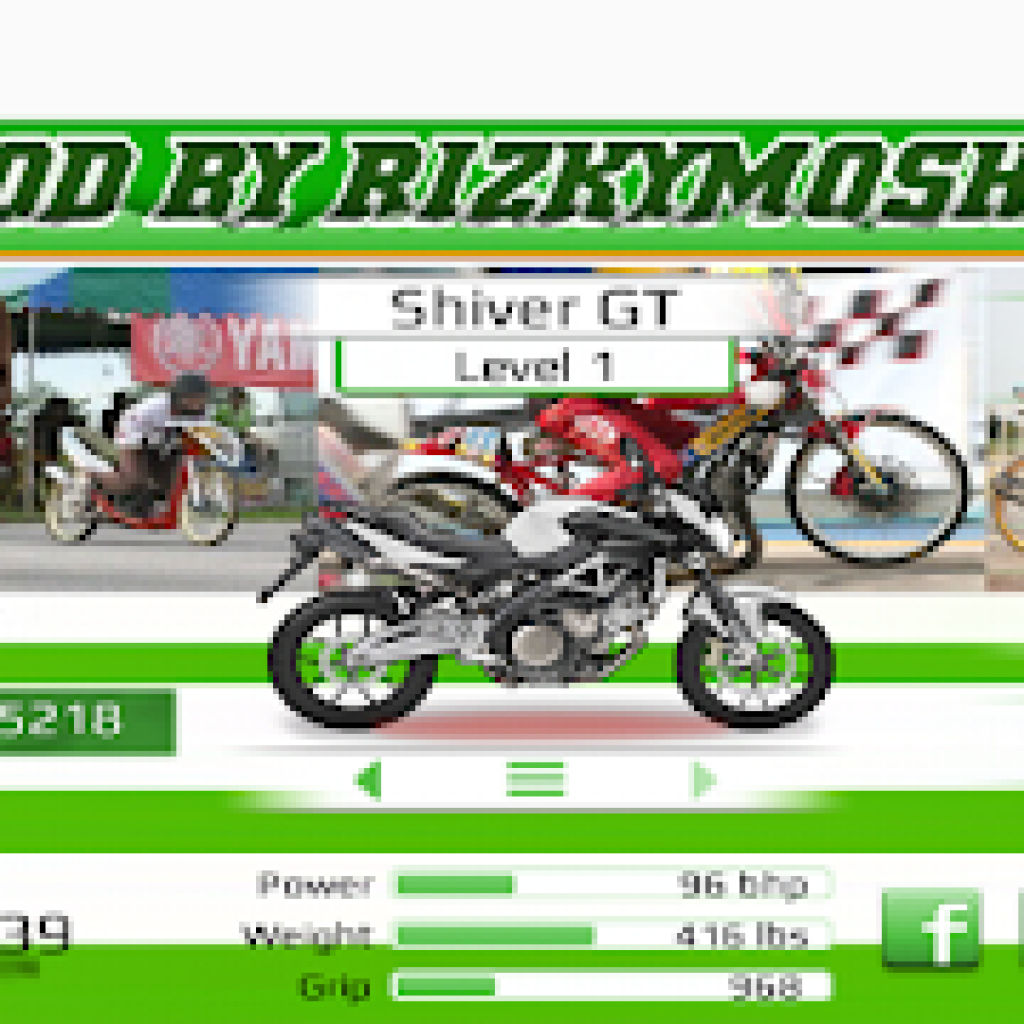 Download Game Drag Bike 201m Mod Apk 2018 Untuk Android Game