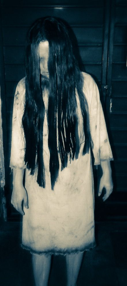 The Ring Halloween Prop