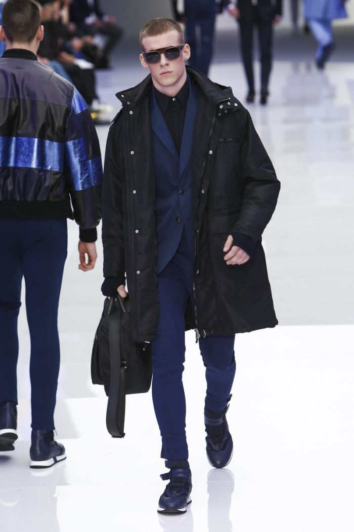 VERSACE MEN'S FALL/WINTER 2016 COLLECTION #MFW – DESIGNS FEVER