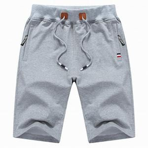 Mountainskin 2018 Solid Men's Shorts 6XL Summer Mens Beach Shorts Cotton Casual Male Shorts homme Brand Clothing SA210 is part of Clothes Casual Male - Gender Men Item Type Shorts Pattern Type Solid Pant Style Regular Closure Type Elastic Waist Waist Type Mid Decoration Pockets Fit Type Straight Material Polyester,Spandex,Cotton Model Number SA210 Brand Name Mountainskin Style Casual Length Knee Length Season Summer Color Black; Blue; Light Grey; Dark Grey; Asian Size M4XL; Please check waist with the size table; Material 70% Cotton; 25% polyester; 5% Spandex; Tips  Blue White Red Stripe at the pocket Side