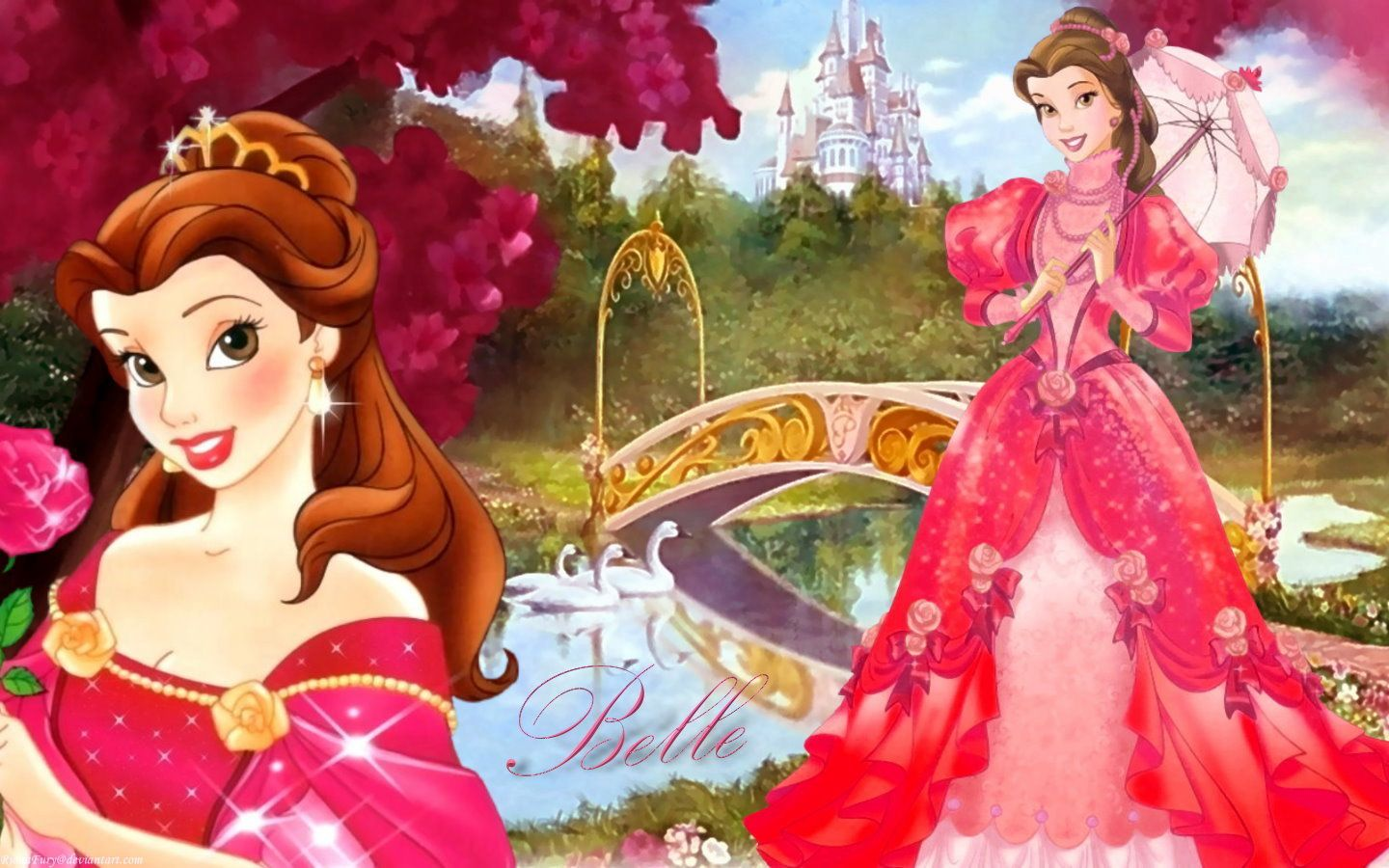 Hair color not hair style poll results disney princess fanpop - Feed Pictures Princess Belle Disney Fanpop Wallpaper With Resolution