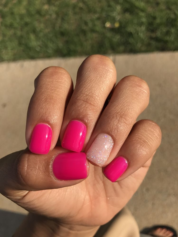 Pin By Dean A Mchenry Croy On Nailed It Pink Nail Colors Pink Nails Toe Nails