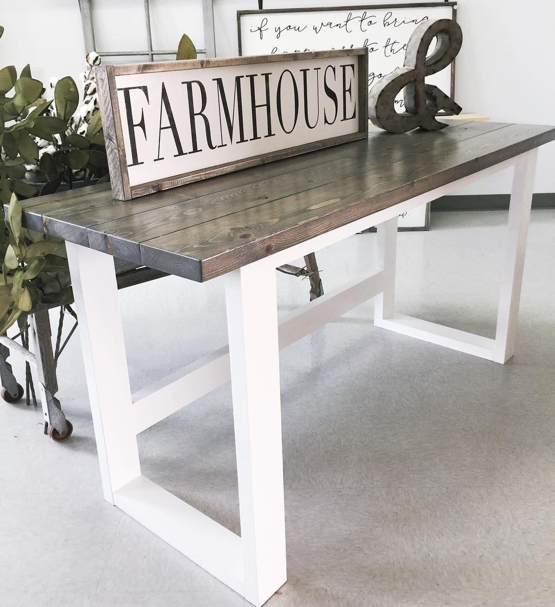 Farmhouse Decor Farmhouse Design Rustic Furniture Diy Desk Ana White Modern Farmhouse Rustic Furniture Diy Rustic Furniture Farmhouse Office Decor