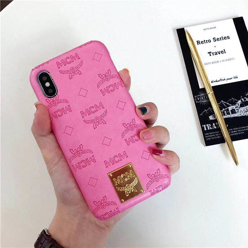 low priced a9f79 ba5f5 Best iphone xs max case mcm phone cover mcm iphone xs xr case rose ...