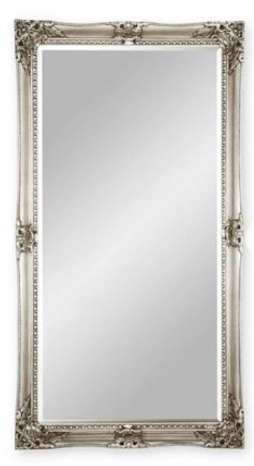 Buy Pewter Floor Standing Mirror From The Next UK Online Shop