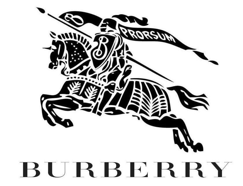 Burberry Horse Knight Logo Sticker 2 8 12 Fashion Logo Design Knight Logo Fashion Logo