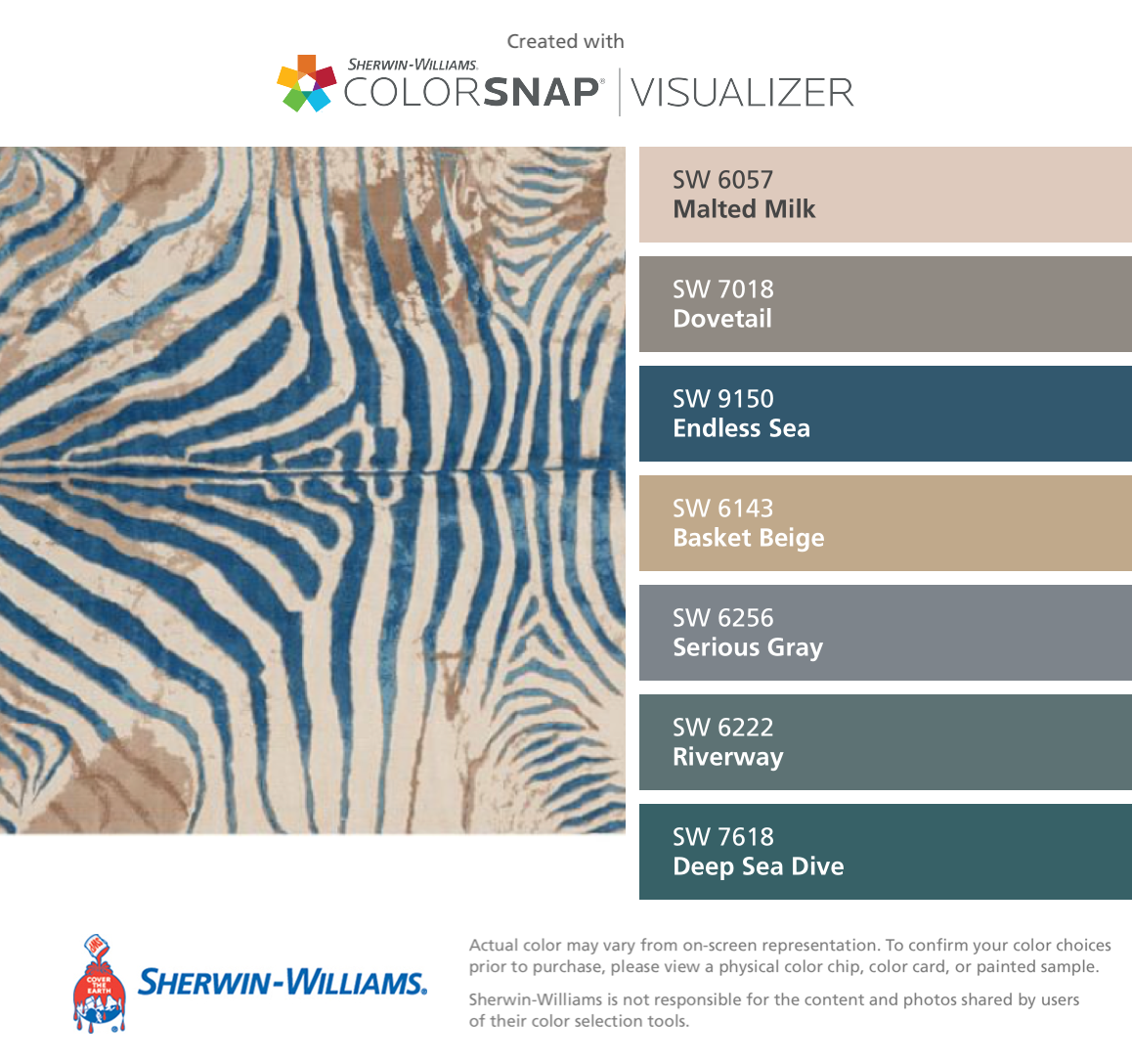 Sherwin williams basket beige photos - I Found These Colors With Colorsnap Visualizer For Iphone By Sherwin Williams Malted Milk Sw Dovetail Sw Endless Sea Sw Basket Beige Sw Serious Gray